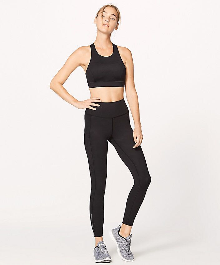 cdca5749e51d6 BNWT Lululemon Fast and Free 7/8 Tight II, Sports, Sports Apparel on ...