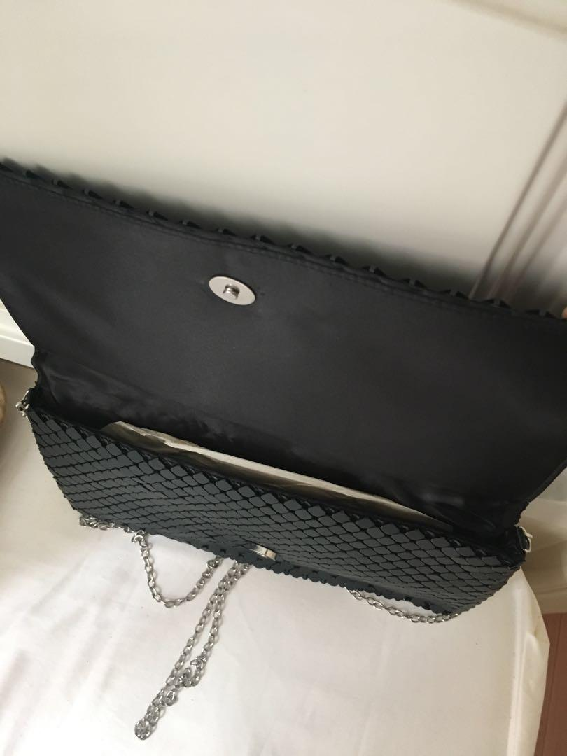 Brand new clutch from Italy