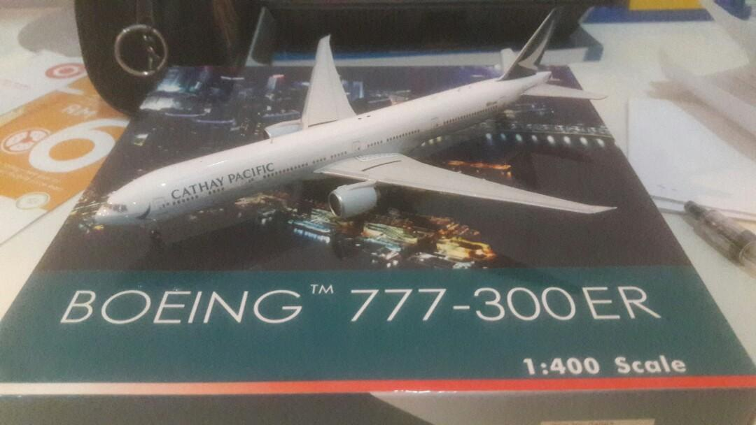 Cathay Pacific B777