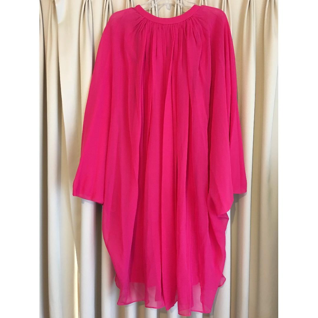 Diane von Furstenberg Fleurette Dress, Small