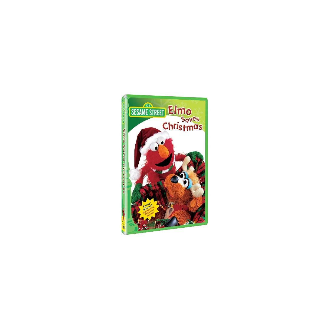 Elmo Saves Christmas.Dvd Elmo Saves Christmas Maya Angelou Actor Kevin Clash