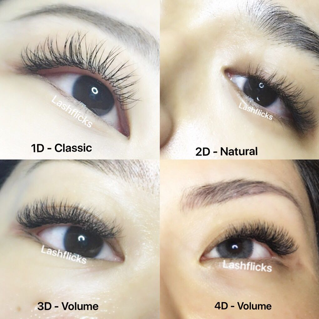 6abd76fc86a Eyelash Extensions, Health & Beauty, Makeup on Carousell