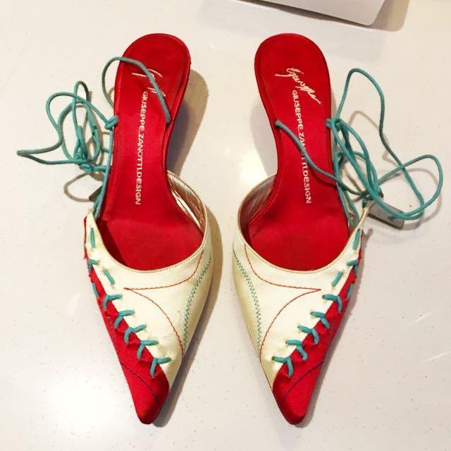 Wks Giuseppe Zanotti low heels