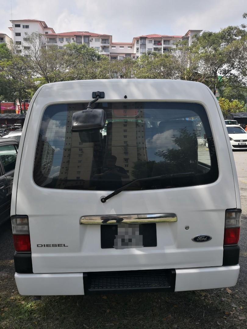 Ford Econovan Maxi 2.5(M) window van