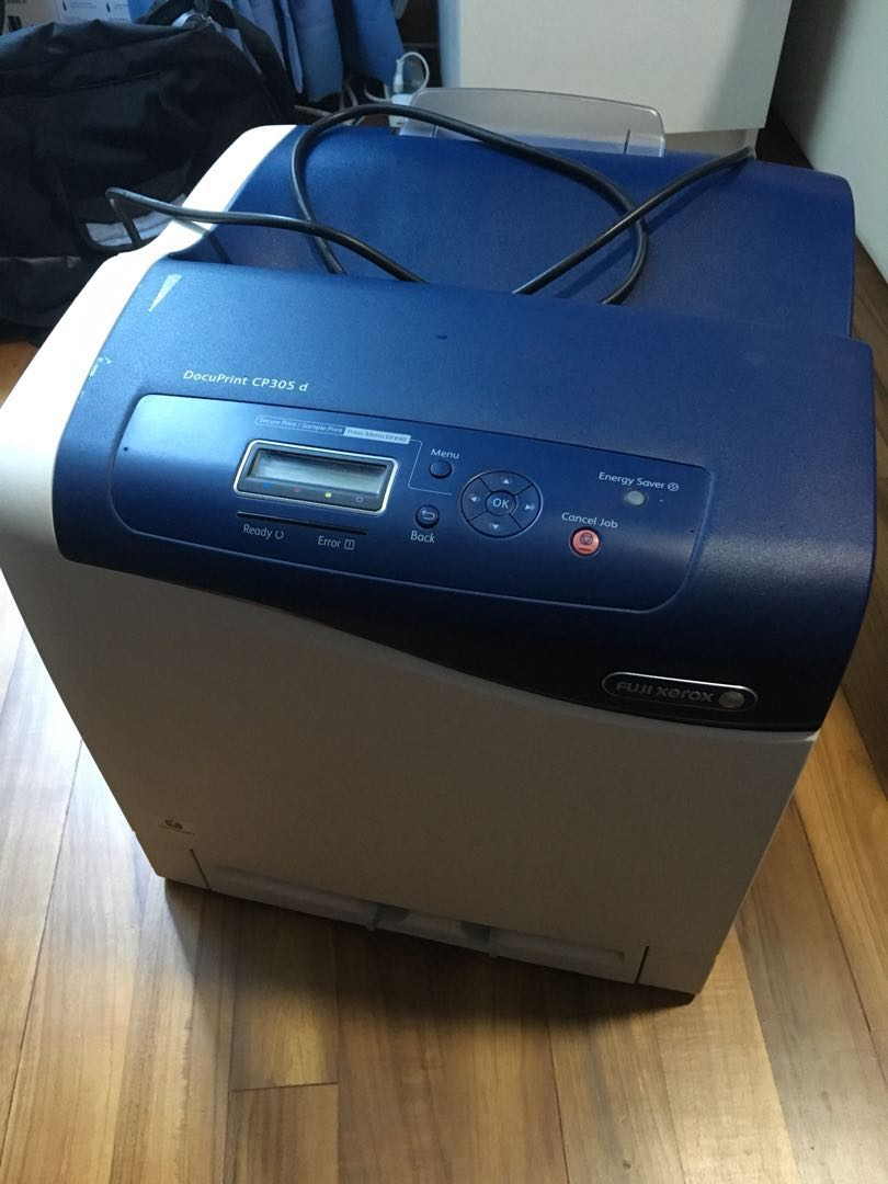 Fuji Xerox Laser Printer