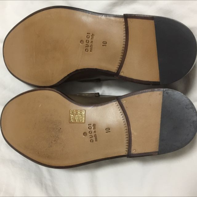 22e26a7788c Gucci Shoes Horsebit Loafers 1921 Collection Hand Shaded Leather ...