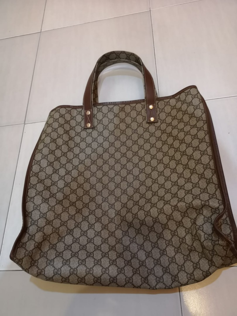 7aa29dc8f89 Authentic Gucci Tote Bag