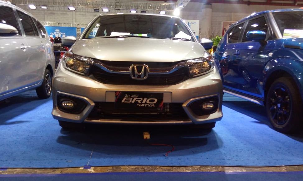 Listing All Cars For Sale >> Honda All New Brio
