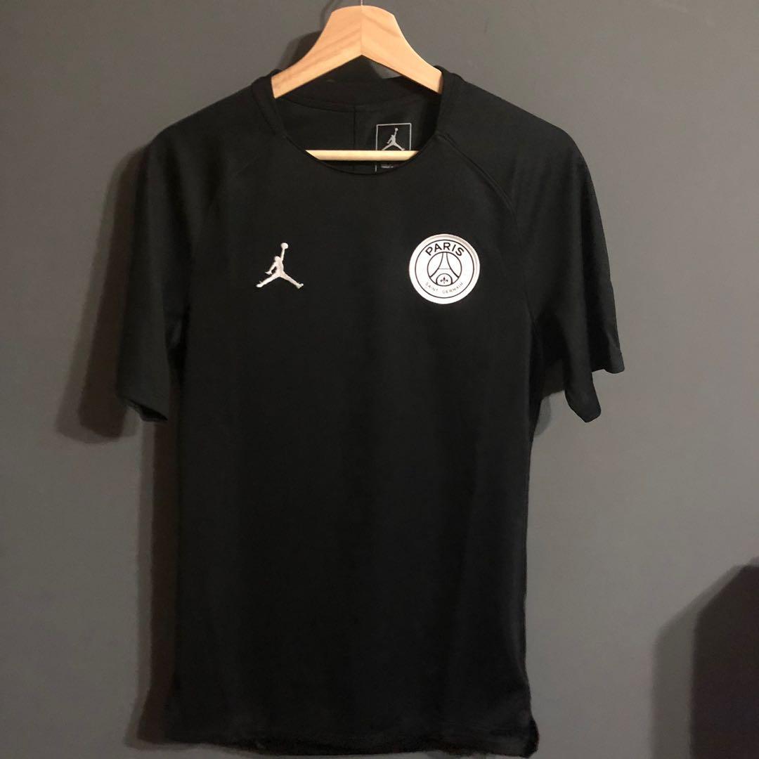 617ce1225a6 Jordan X Paris Saint Germain Training kit, Men's Fashion, Clothes ...