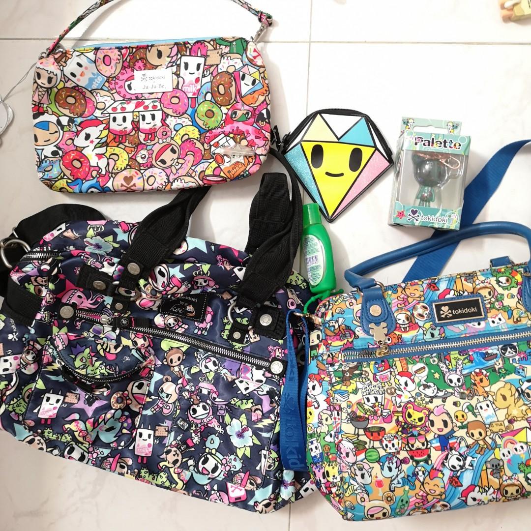 e2da6f570eb Jujube / tokidoki / koi Destash, Women's Fashion, Bags & Wallets ...