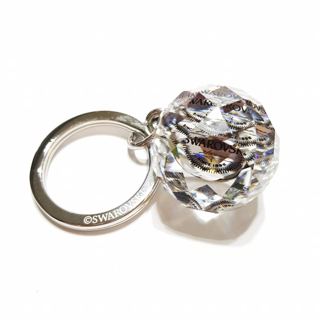 Limited Edition Swarovski Crystal Ball Keyring e6b3497fa