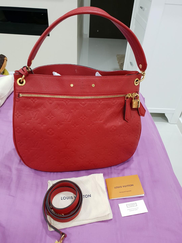 85d3a92e9101 Louis Vuitton Empreinte