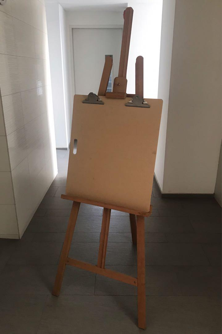 MABEF M20 Easel (Italian made), Design & Craft, Craft