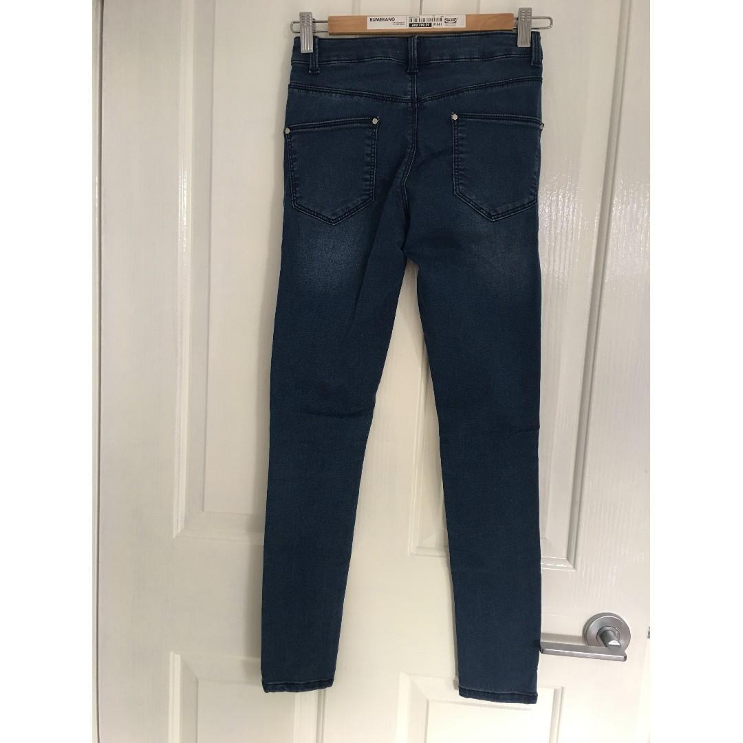 Miss Selfridge Size 6 Jeans