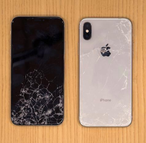 iPhone 8 X XR XS Back Glass Screen FaceID Motherboard Repair