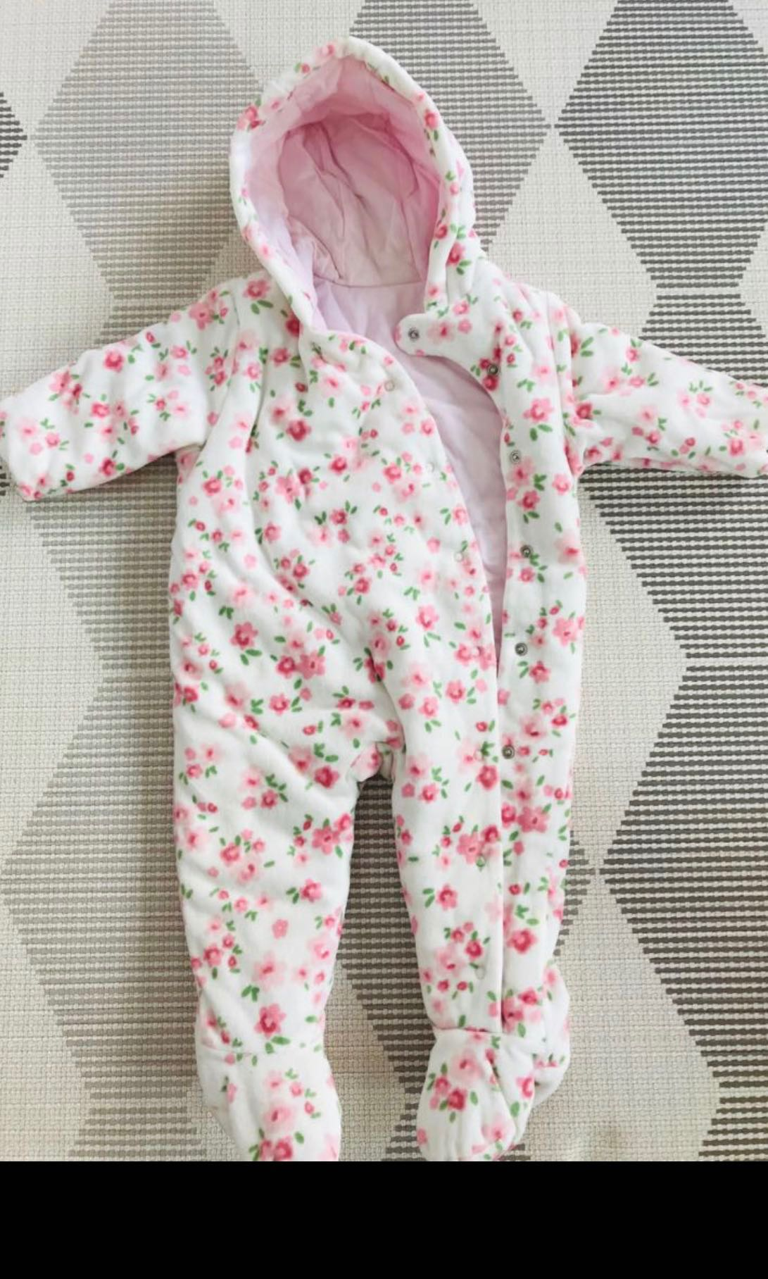 6b6adb6fc Mothercare Winter wear  pramsuit   snowsuit