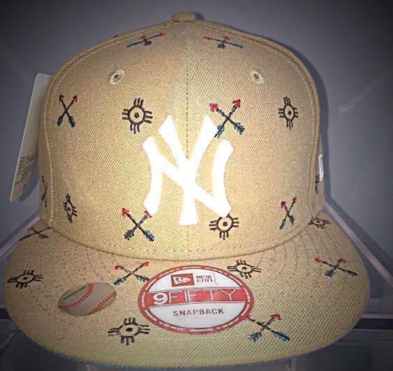 23a0f9c1203 NEW ERA New York Yankees Snapback Cap MLB Authentic 9FIFTY 💯 %Brand ...