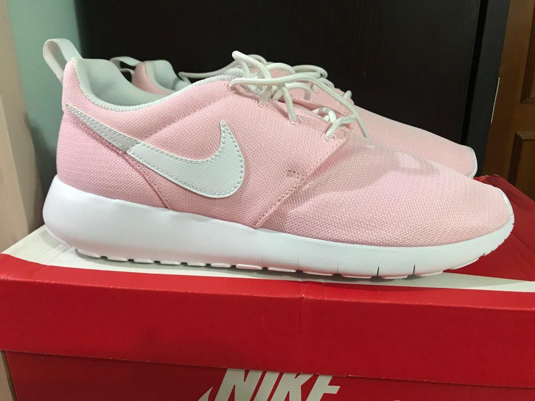 online store 5d46f 38aab Nike Roshe One GS Pink 粉紅色波鞋 39號