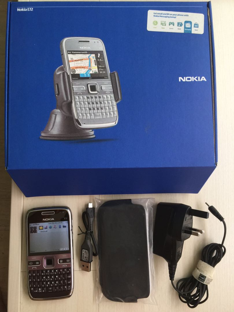 Nokia E72 - Eseries with 5 0 MPix camera, Mobile Phones