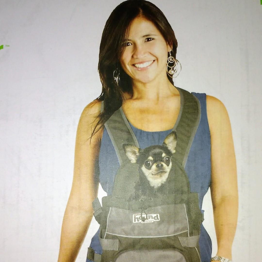 Outward Hound pooch pouch front carrier brand new