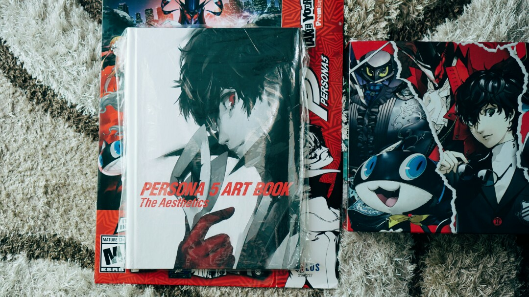 [PRICE DROP] Persona 5 Premium Collector's Edition (Take Your Heart Edition)