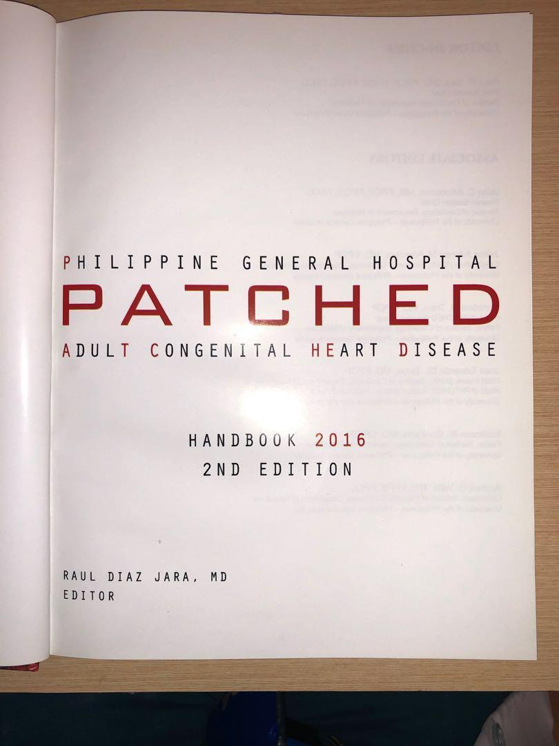 Philippine General Hospital Adult Congenital Heart Disease