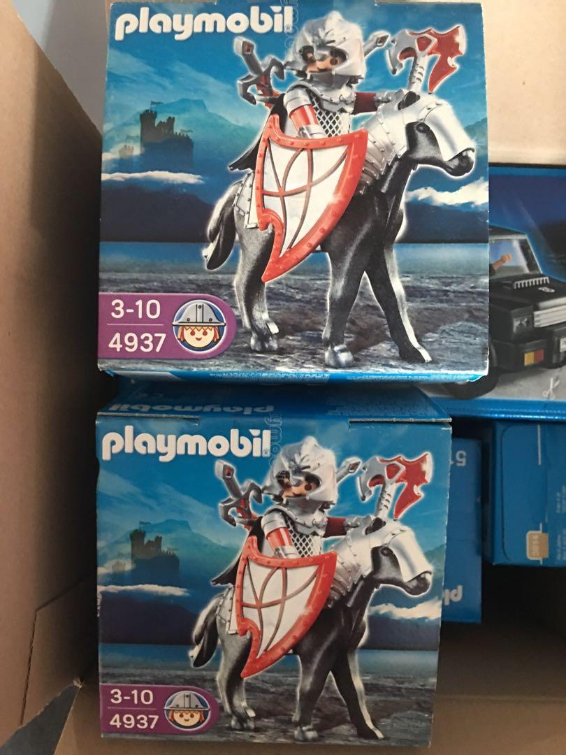 Playmobil 4937 Knight in Easter Egg