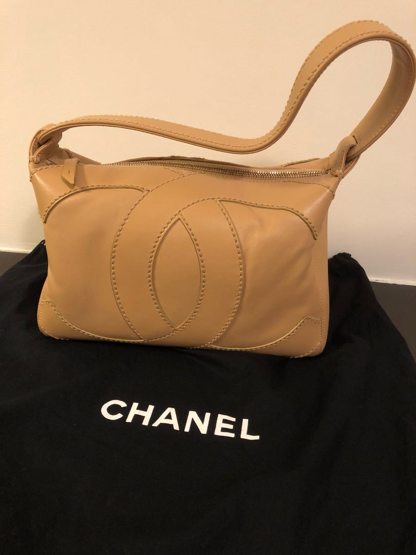 bd619a81916007 Preowned Chanel shoulder bag, Luxury, Bags & Wallets, Handbags on ...