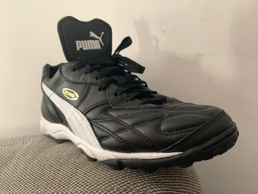 Puma king allround TT, Men's Fashion, Footwear, Boots on