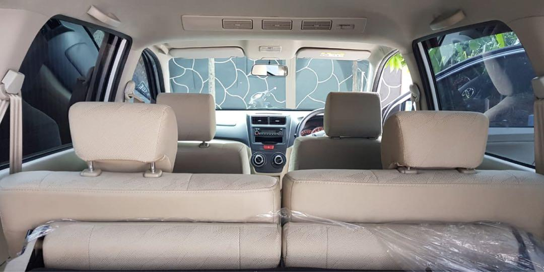 Sale! Avanza 2013 Type E Manual Airbag