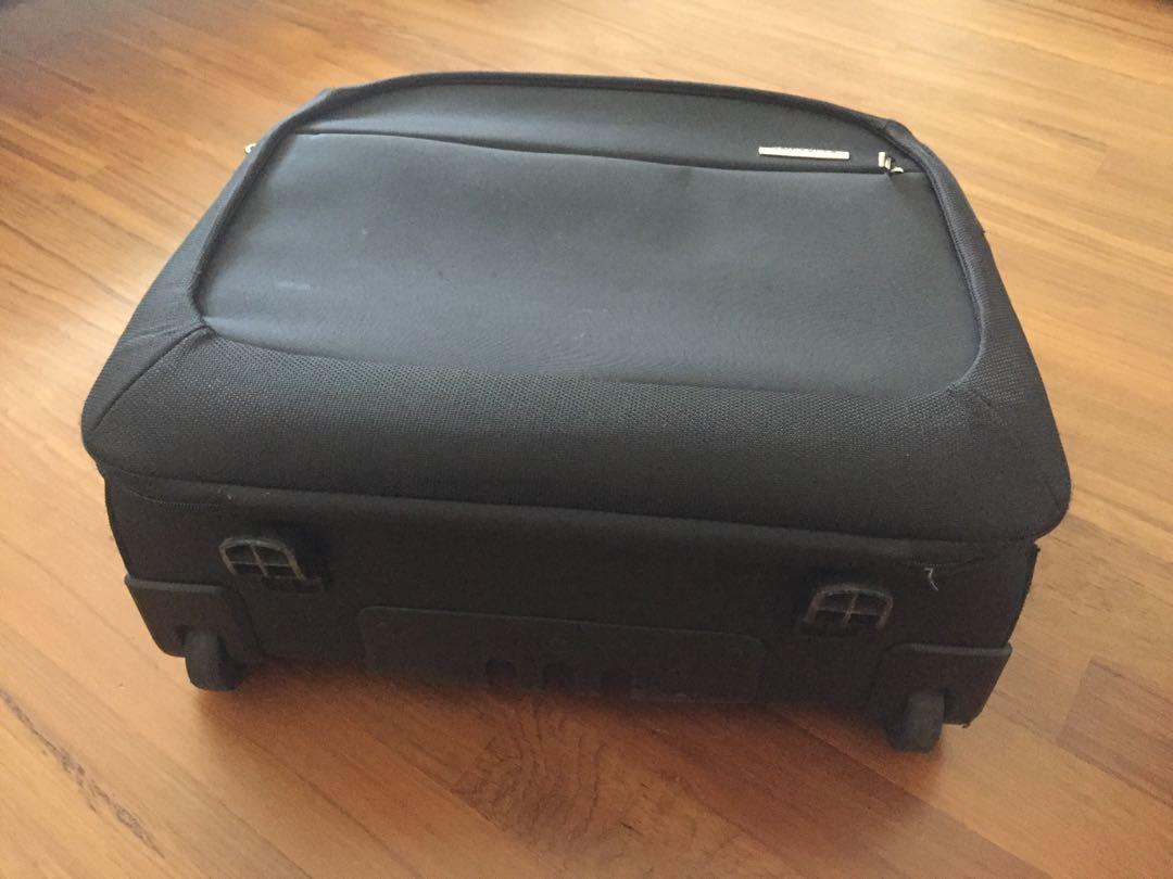 183adc5f1c8 Samsonite 2 wheel carry-on, Travel, Travel Essentials, Luggage on ...