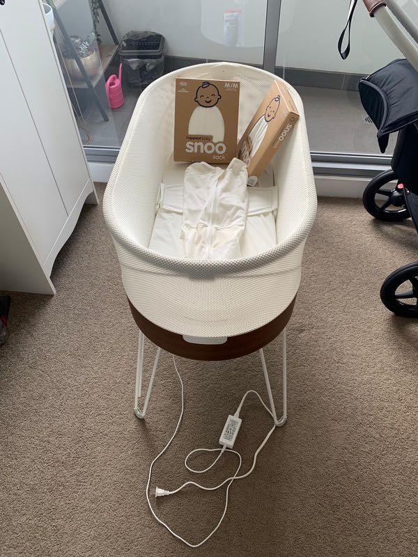Snoo Smart Sleeper Bassinet, Babies & Kids, Cots & Cribs on
