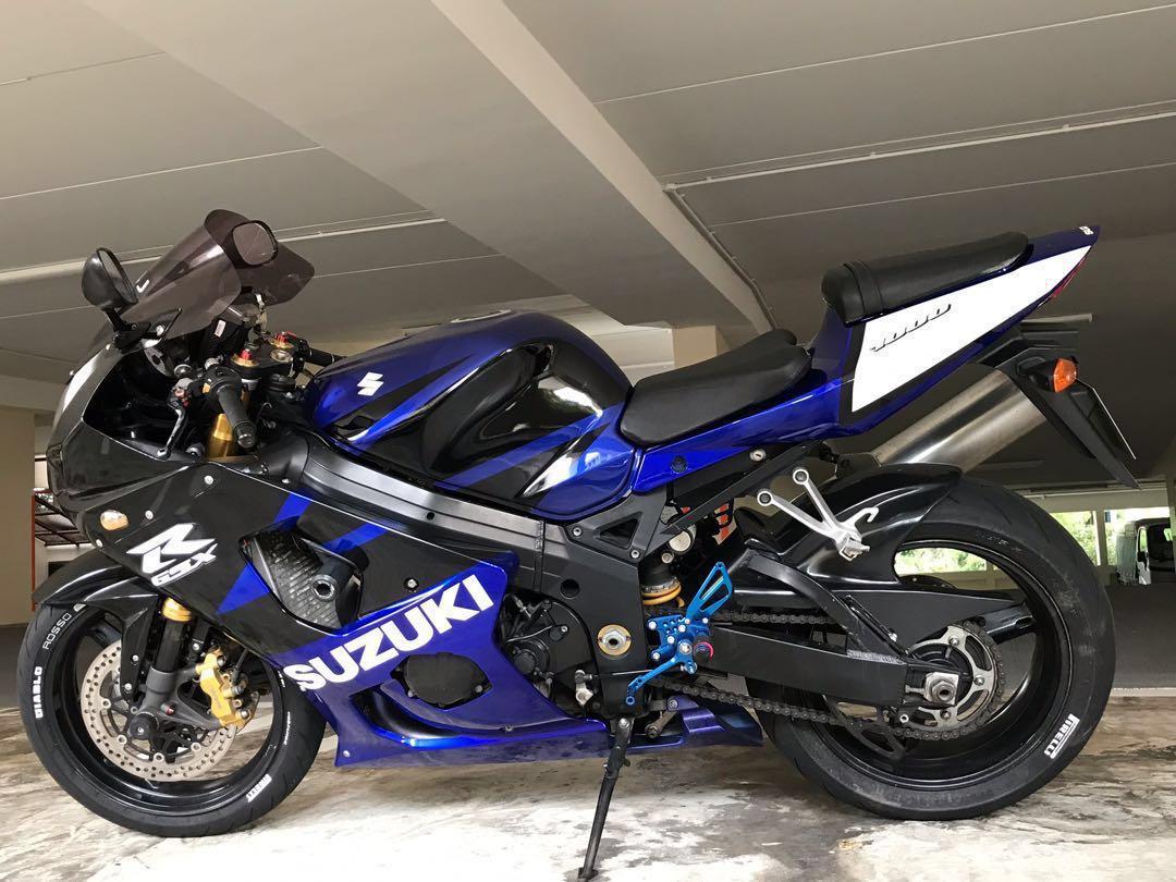 Suzuki Gsxr 1000 K3 Motorbikes Motorbikes For Sale Class 2 On