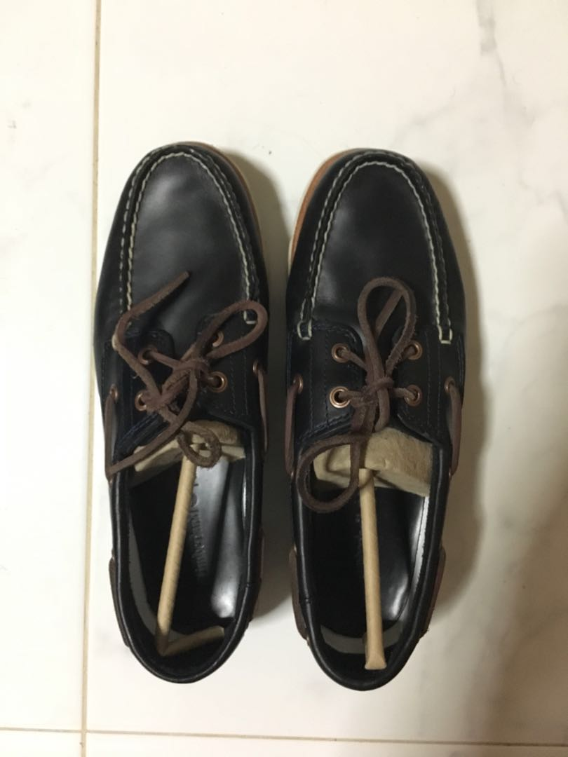 67480f64a040 TIMBERLAND Tidelands 2-Eye Boat Shoes