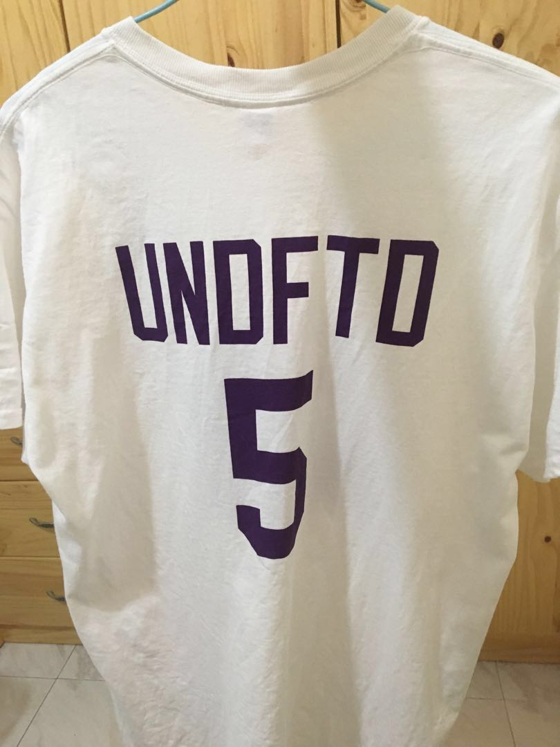 b847bf1de Undefeated 👌🏻, Men's Fashion, Clothes, Tops on Carousell