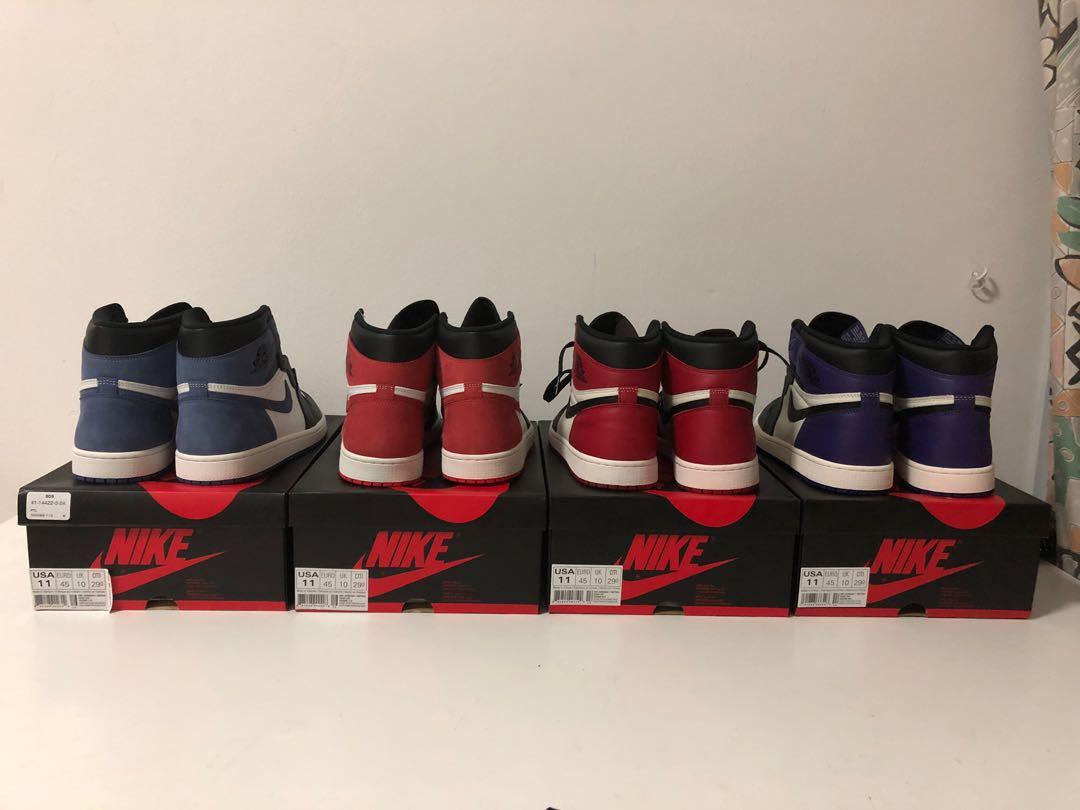 e5d402b1176 US 11 Jordan 1, Men's Fashion, Footwear, Sneakers on Carousell