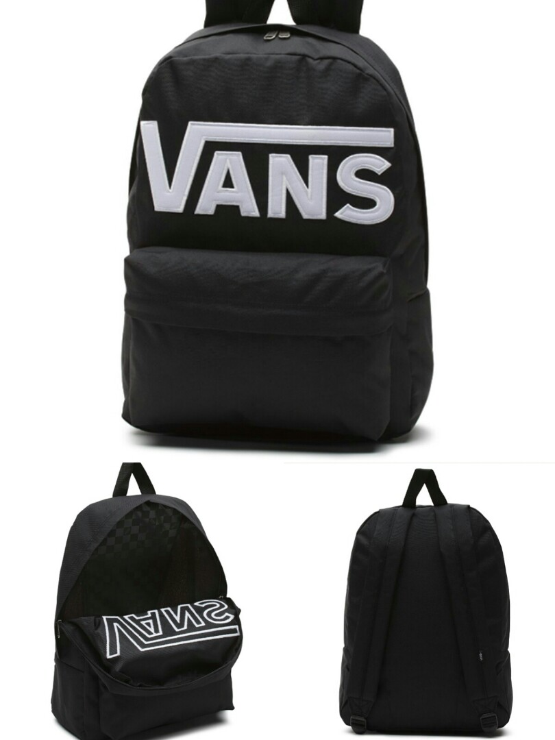 VANS OLD SKOOL BACKPACK ORIGINAL 100% f6650b2f2
