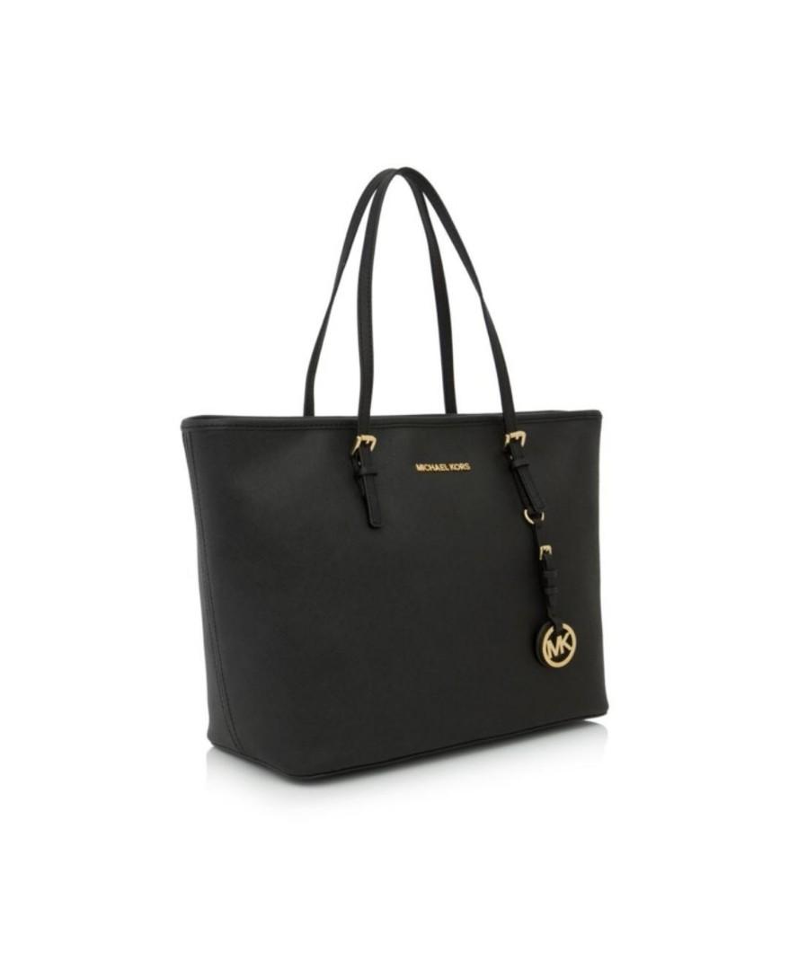 035fb780fabf7 WTS:MICHAEL KORS SAFFIANO TOTE BAG..!!, Luxury, Bags & Wallets, Handbags on  Carousell