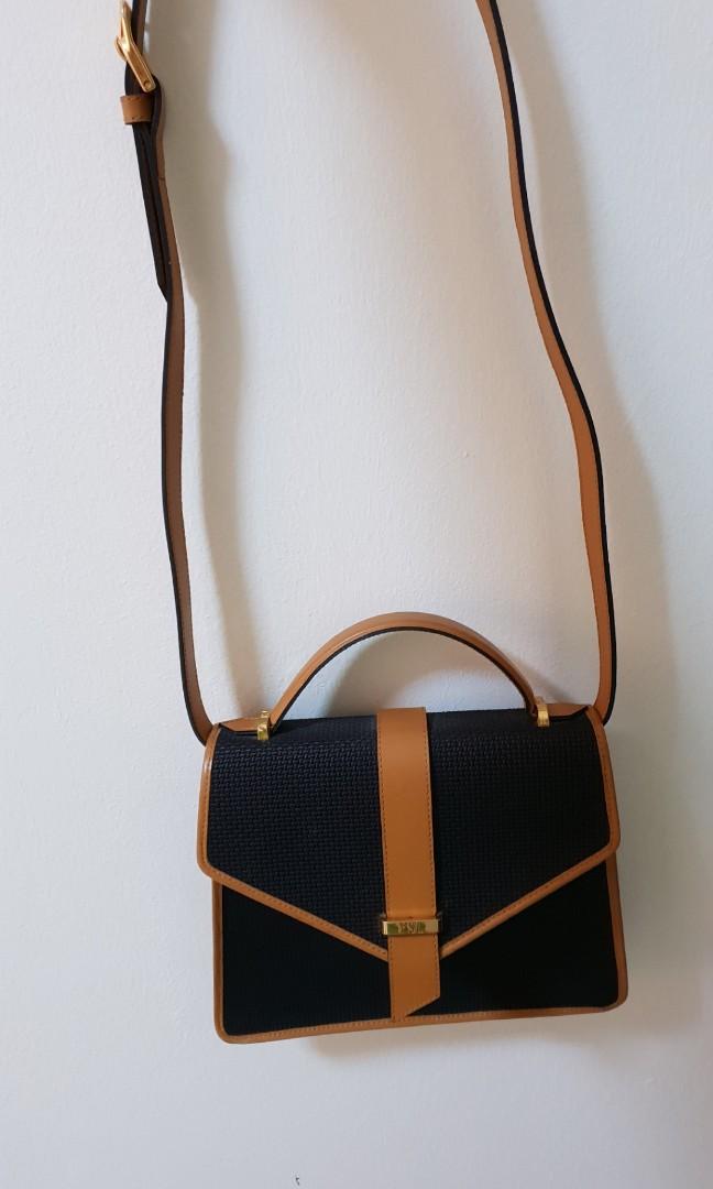 Yves Saint Laurent (YSL) sling bag vintage a2fc3960705f5