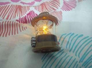 Roronoa Zoro lantern light keychain