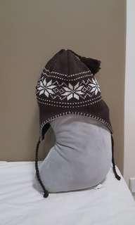 冬天冷帽 winter hat cap