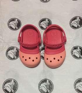 Authentic Crocs Electro ll Ps Mary Jane Size c5