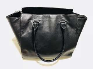 H&M Black Woman Work Handbag