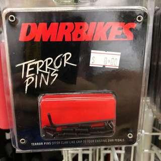New: DMR Terror Pins