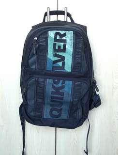 Quicksilver Navy Backpack