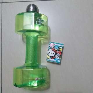 啞鈴水樽 water bottle