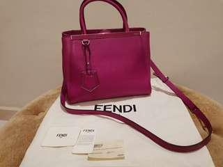 Fendi 2Jours Bag Authentic