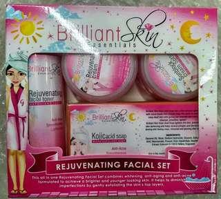 Brilliant Skin Set Good Quality