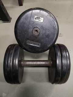 Dumbbell secondhand