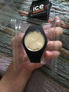 Ice Watch Authentic Black Gold